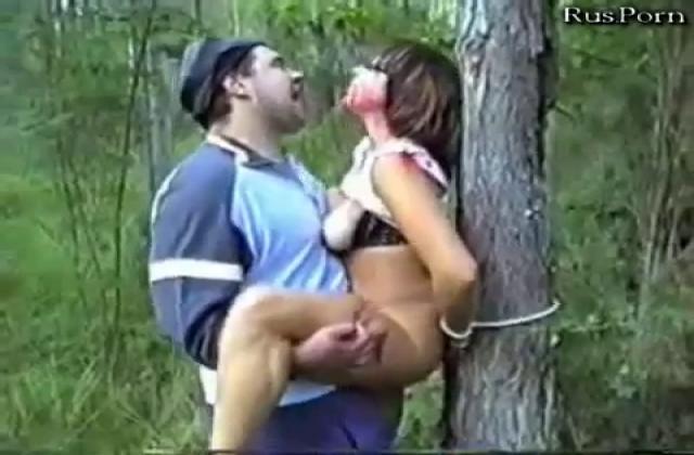 Русскую Девушку Насильно Порно